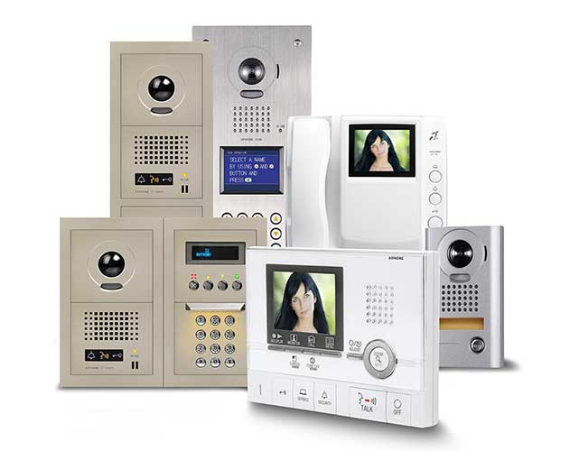 ACCESS CONTROL INTERCOM SYSTEMS