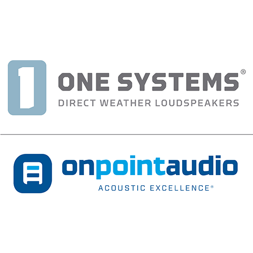 ONE SYSTEMS SPEAKERS